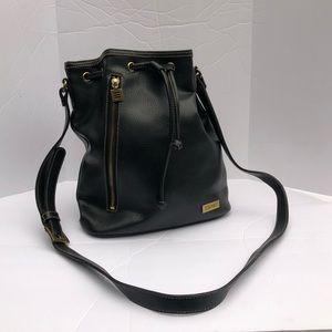 Vintage Esprit Bucket Bag, EUC